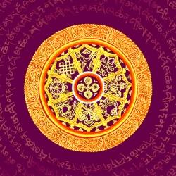 26-27 октября (пт-сб) • Практика «Слоги-воины» (тибетская медицина)